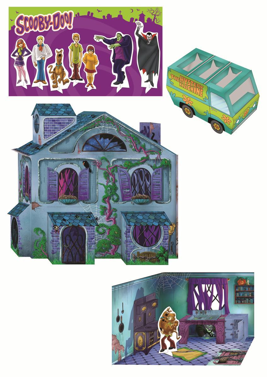 Booktopia Make Your Own Scooby Doo Haunted House By