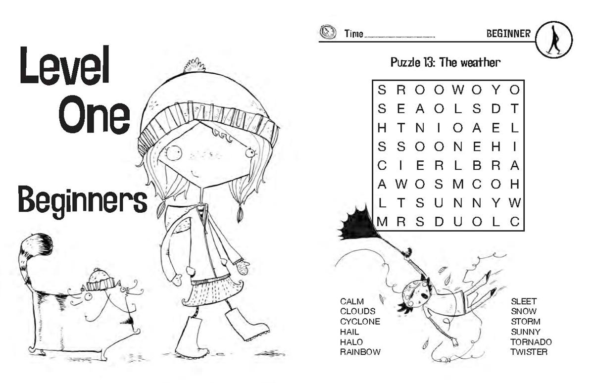 Easy Food Word Searches For Kids | www.galleryhip.com - The Hippest ...