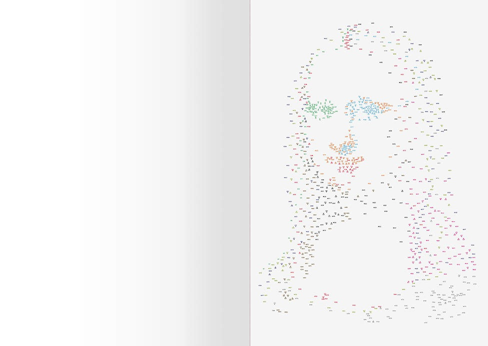 NEW THE 1000 DOT TO DOT Book BY Thomas Pavitte Paperback Free Shipping ...