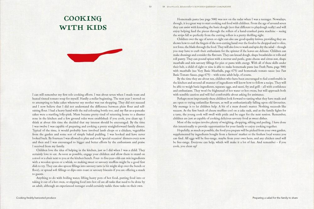 Stephanie Alexander Kitchen Garden Companion Review