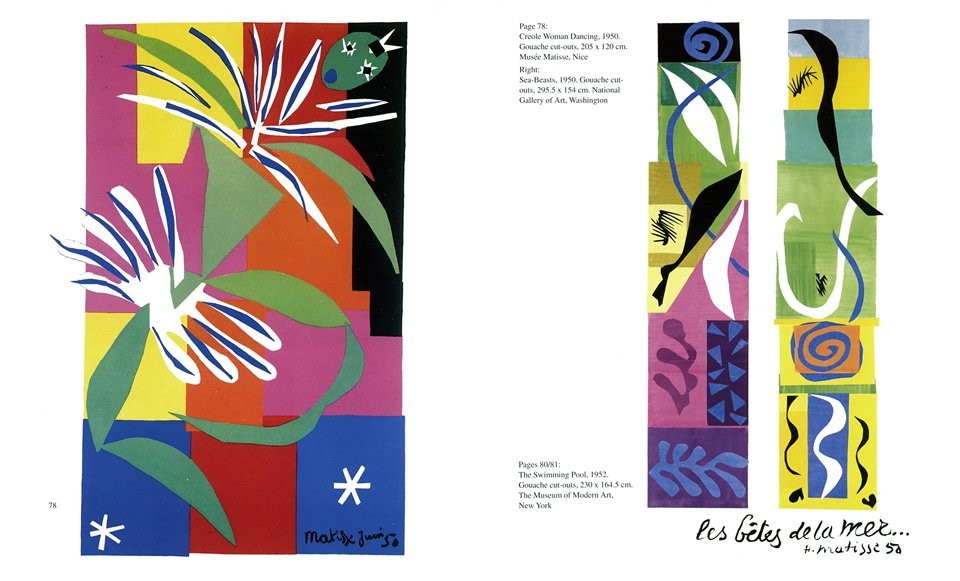 Booktopia - Henri Matisse Cut-Outs, Albums S. by Gilles