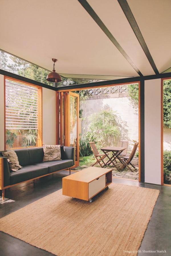 Small House Living Australia, Smart Design In Homes Of