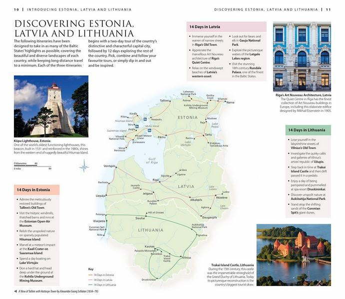 DK Eyewitness Travel Guide Estonia, Latvia & <a href=