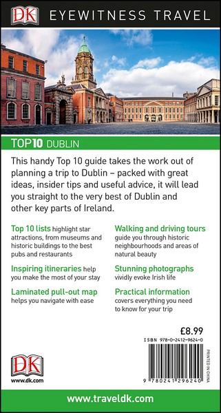 top 10 dublin eyewitness top 10 travel guide