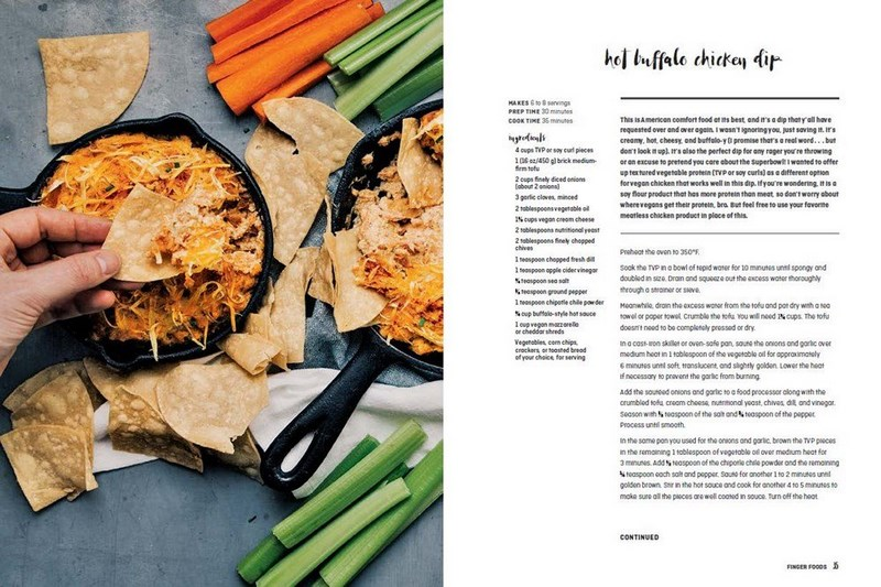 Booktopia vegan comfort classics 101 recipes to feed your face by take a look inside forumfinder Images
