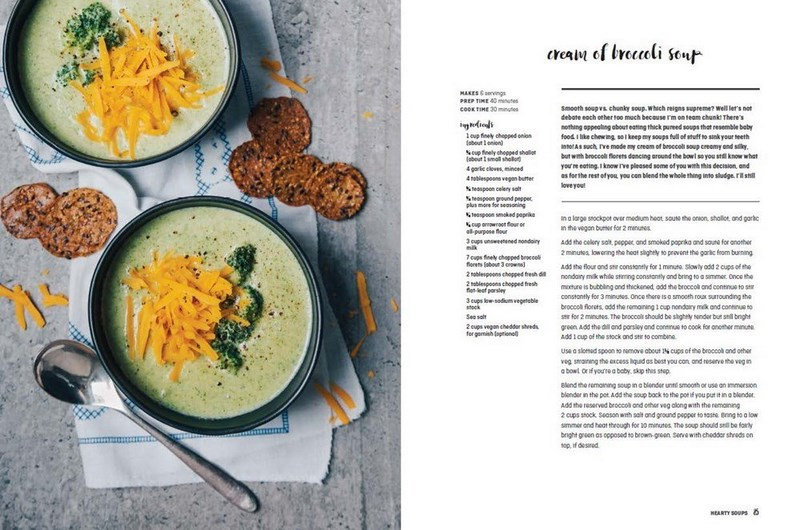 Booktopia vegan comfort classics 101 recipes to feed your face take a look inside forumfinder Image collections
