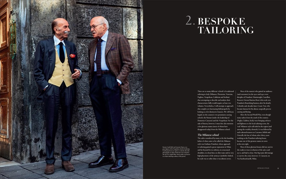 The Italian Gentleman The Master Tailors of Italian Mens Fashion
