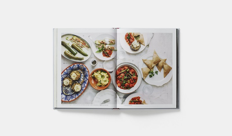 Booktopia the middle eastern vegetarian cookbook by salma hage take a look inside forumfinder Images