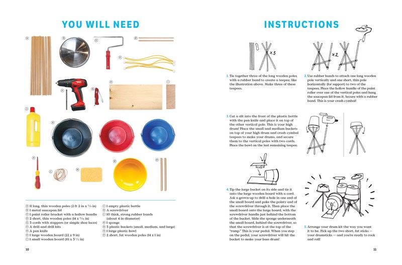 Booktopia now make this 24 diy projects by designers for kids by take a look inside solutioingenieria Gallery