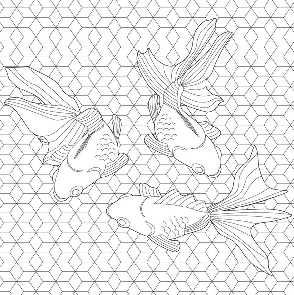 Colour Your Own Origami Kit Creative Colorful Relaxing Fun By