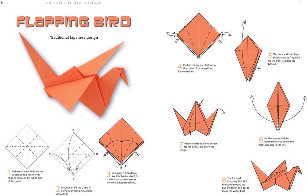 Origami Pigeon - easiest bird | Origami bird easy, Origami dove ... | 639x1000