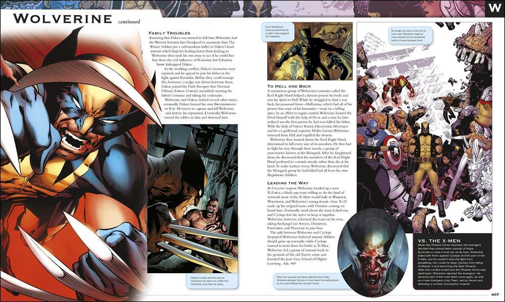 marvel comics encyclopedia pdf