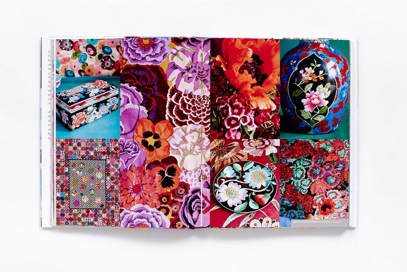 Kaffe Fassetts Bold Blooms Quilts And Other Works Celebrating