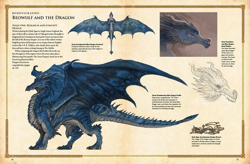 Legends : Dracopedia , Dracopedia : Book 4 (An Artist's