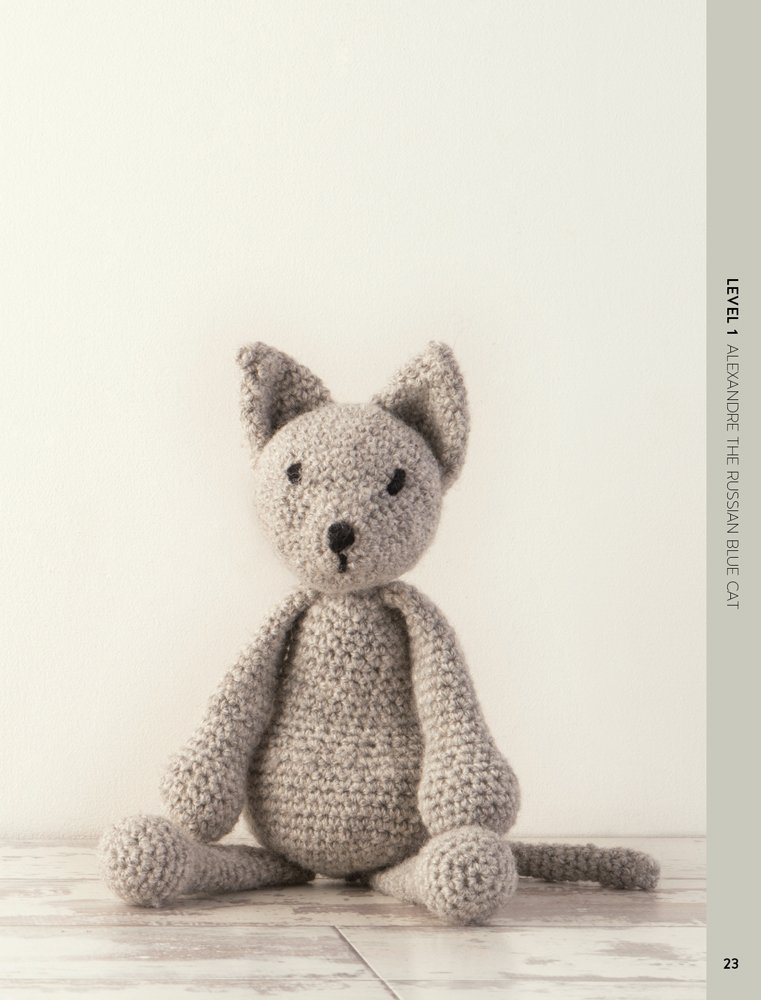 Edwards Menagerie Over 40 Soft And Snuggly Toy Animal Crochet