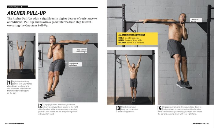 Urban Calisthenics, Get Ripped and Get Strong with