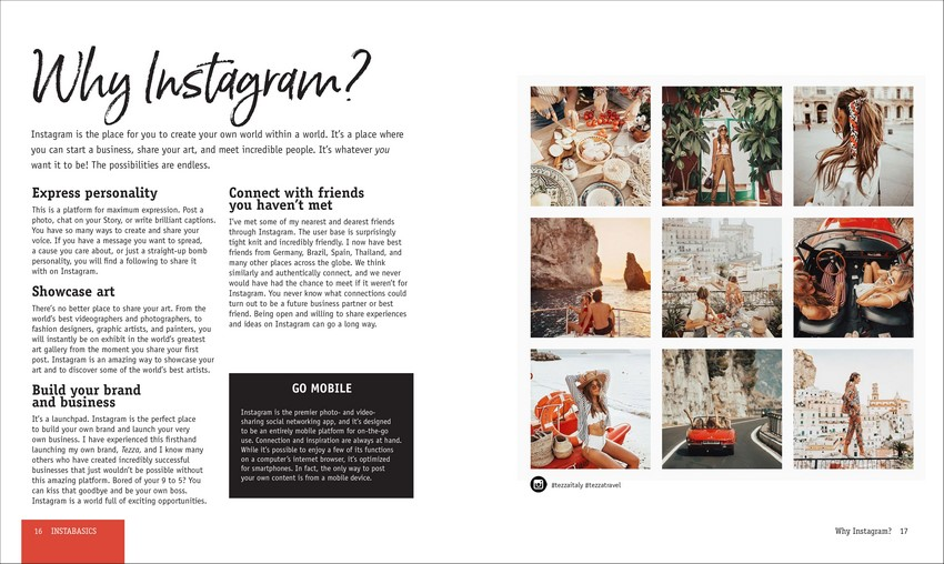 InstaStyle, Curate your life, create stunning photos, and captivate