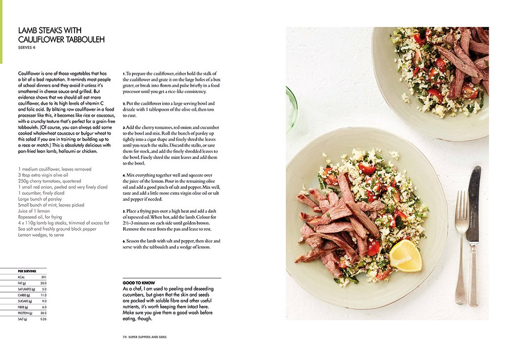 Booktopia gordon ramsay ultimate fit food mouth watering recipes gordon ramsay ultimate fit food forumfinder Image collections