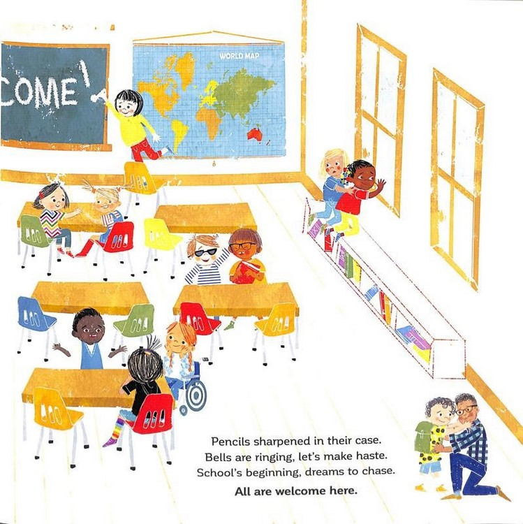 All Are Welcome by Alexandra Penfold | 9781526604071 | Booktopia