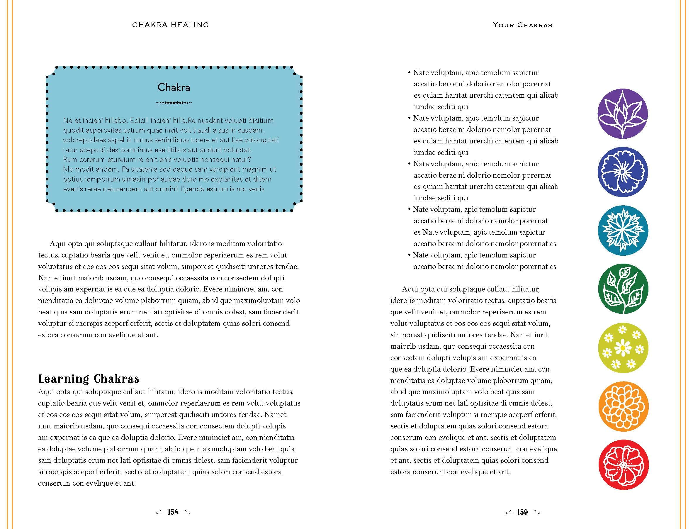 Chakra Healing, Your Personal Guide by Roberta Vernon