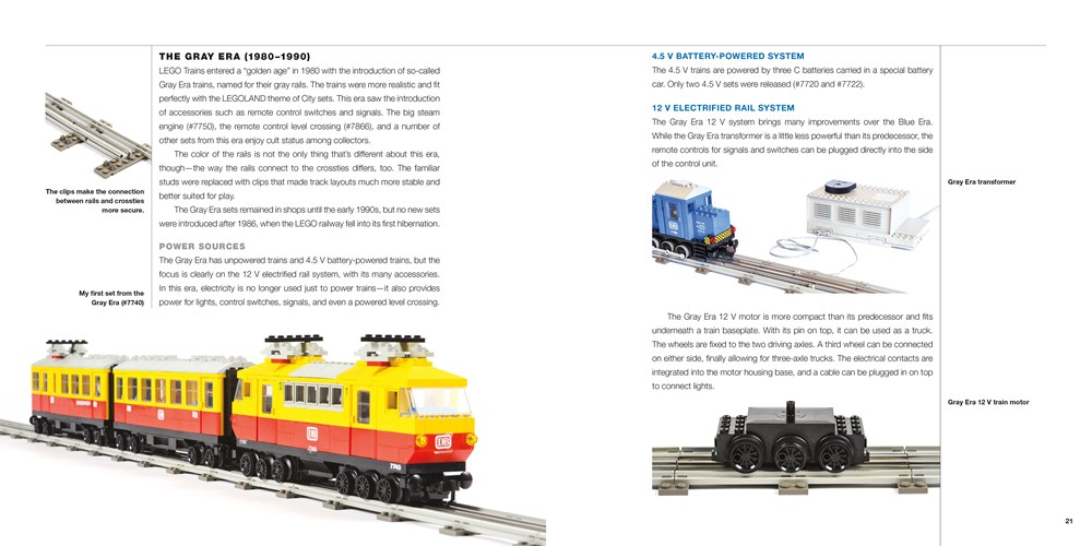 The Lego Trains Book by Holger Matthes | 9781593278199
