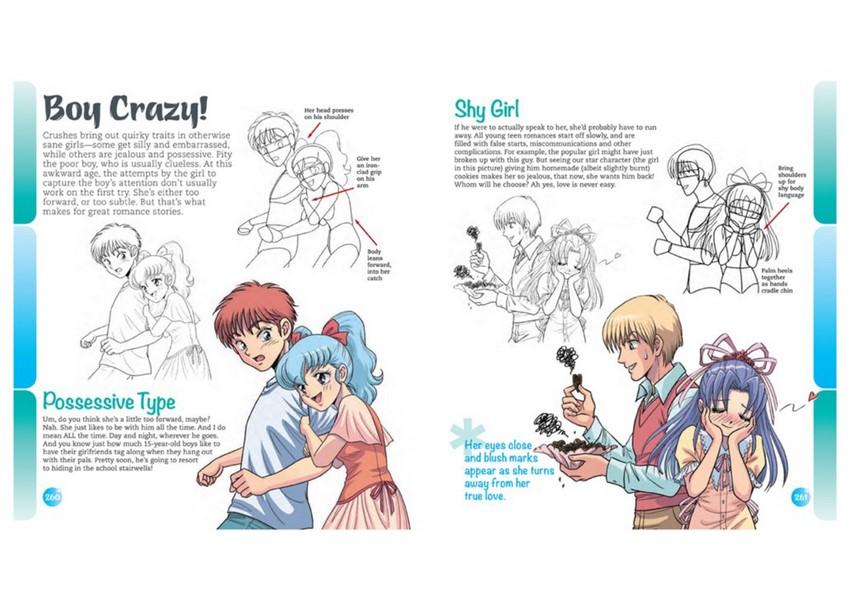 Manga Mania Universe, The Massive Book of Drawing Manga by