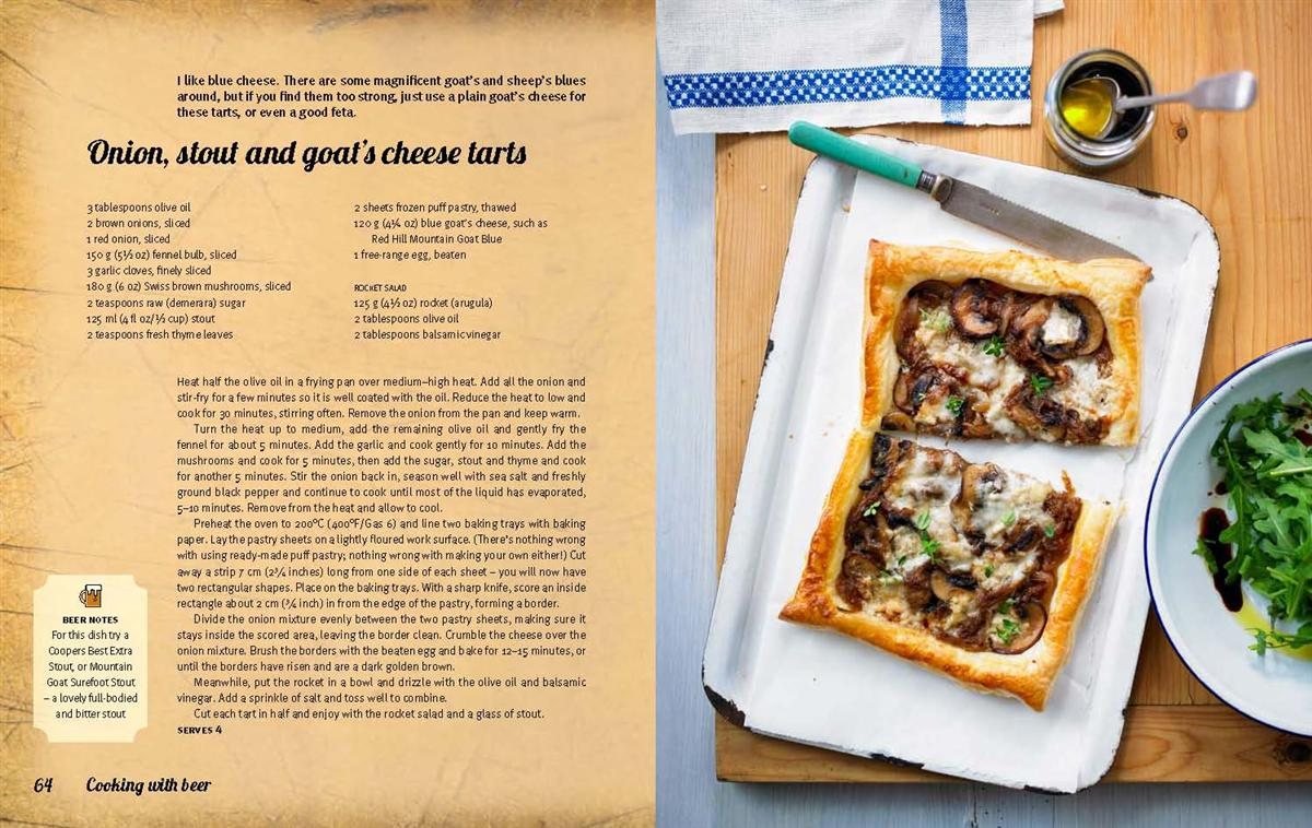 Booktopia cooking with beer by paul mercurio 9781741968453 buy ebook view product forumfinder Choice Image