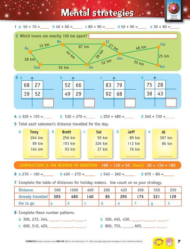 NSW Targeting Maths Student Book : Year 6