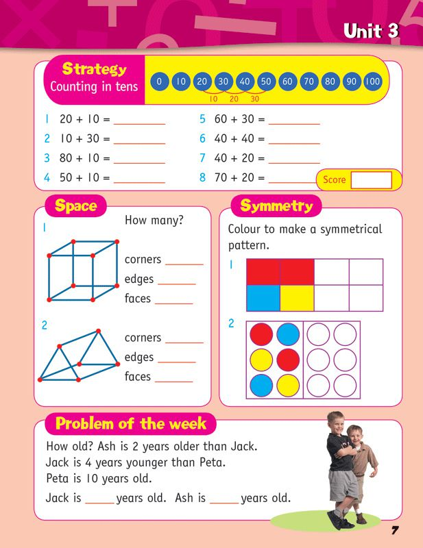 Booktopia - Targeting Mental Maths Year 2, Australian Curriculum ...
