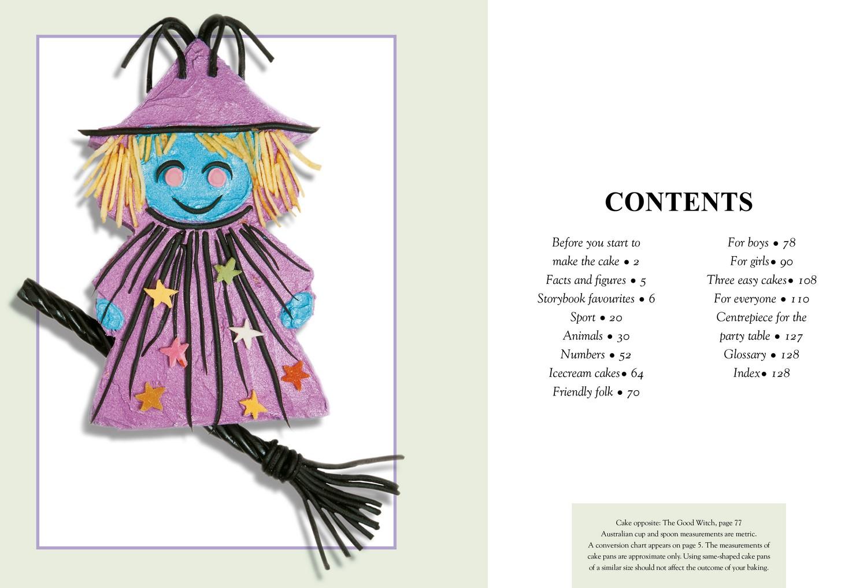 The Australian Womens Weekly Childrens Birthday Cake Book
