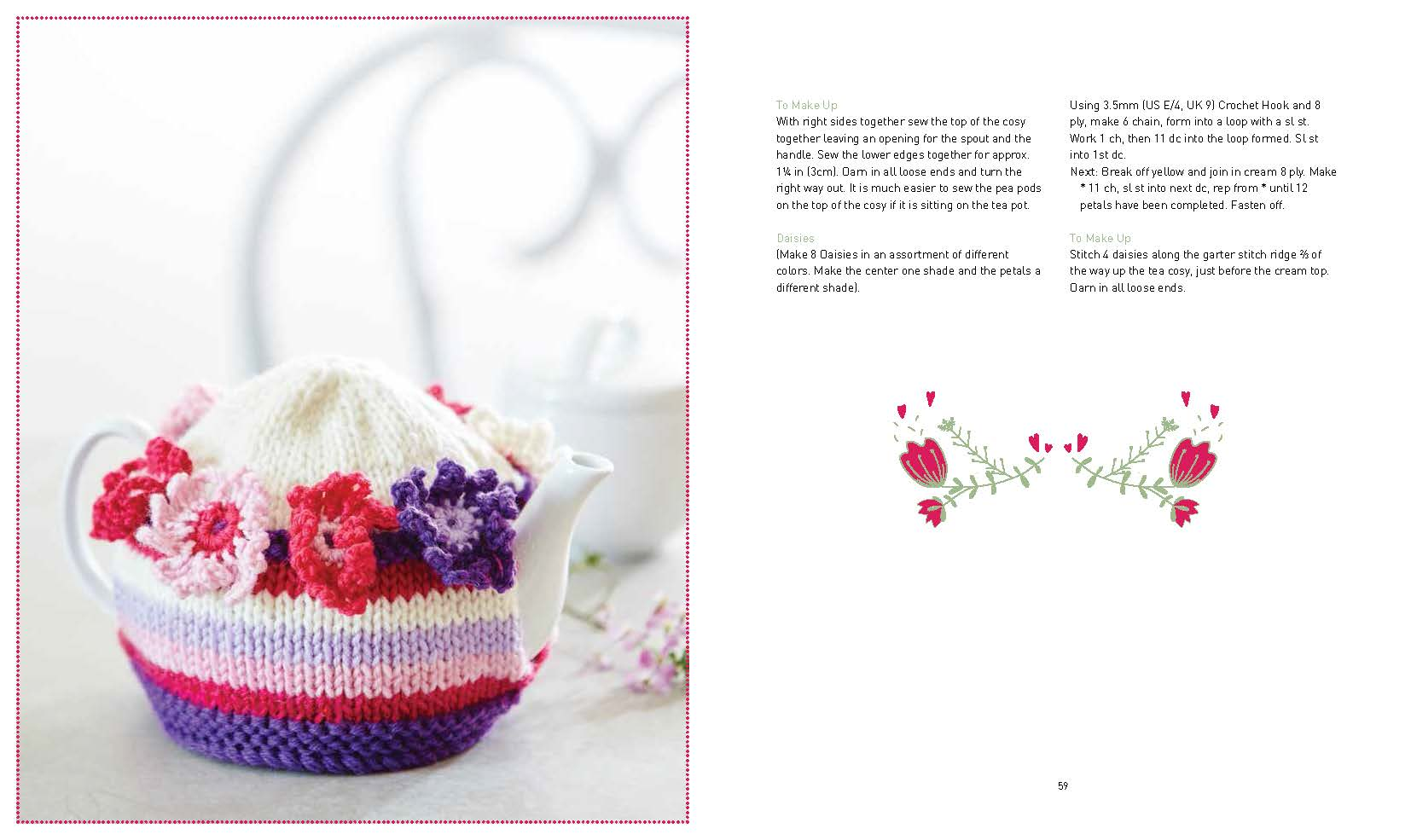 Booktopia - Knitted Tea Cosies by Occleshaw Jenny, 9781742578415 ...