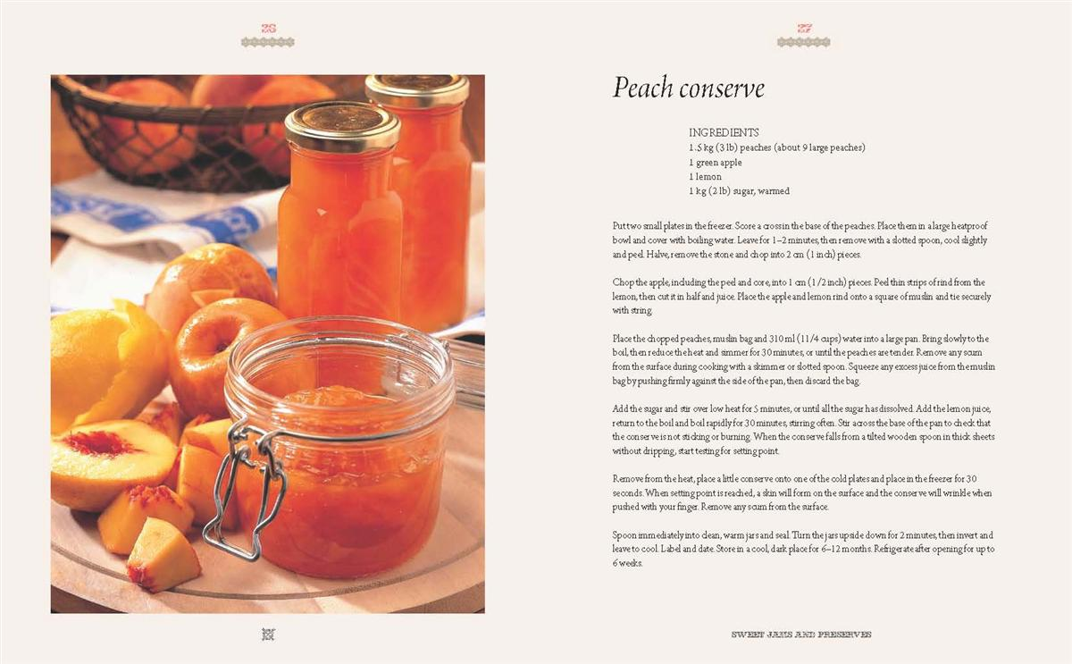 Jams and Preserves, More than 100 jam, chutney and preserve