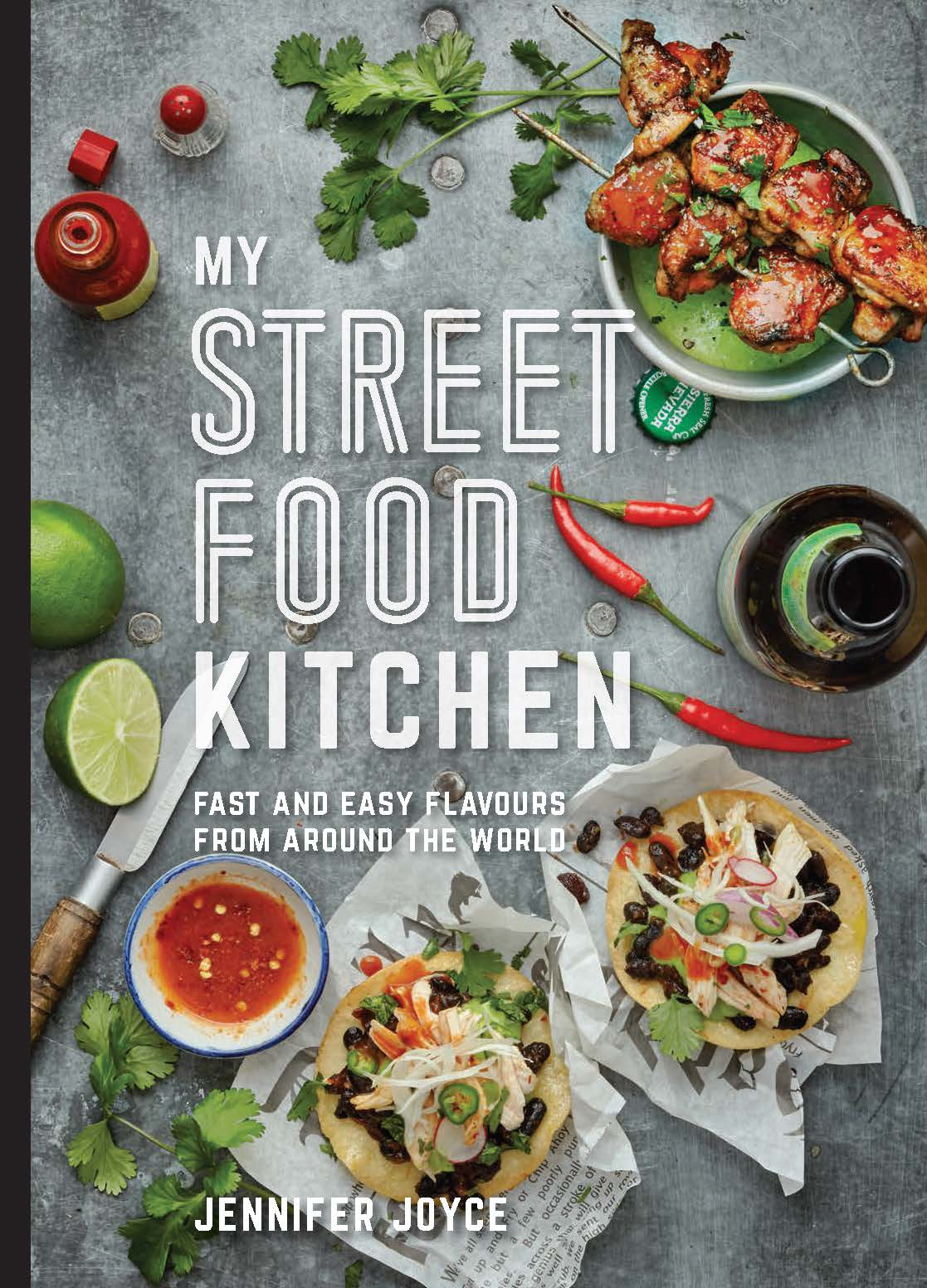 Booktopia my street food kitchen fast and easy flavours from my street food kitchen forumfinder Image collections