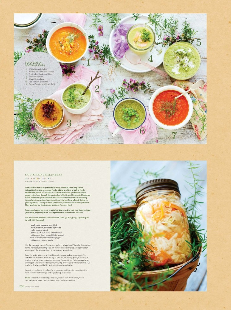 Booktopia heal your gut supercharged food over 90 recipes to take a look inside fandeluxe Gallery