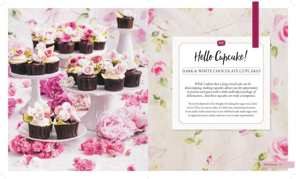 Booktopia the homemade wedding cake by natasha collins take a look inside solutioingenieria Images