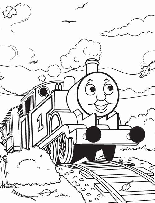 Thomas and Friends Thomas\' Favourite Colouring Book, Thomas And ...