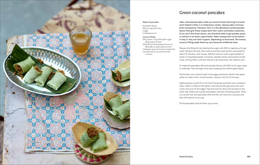 Fire Islands, Recipes from Indonesia by Eleanor Ford
