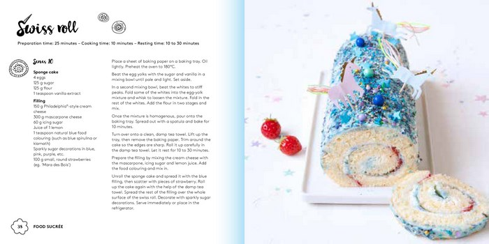 Booktopia unicorn food natural recipes for edible rainbows by take a look inside forumfinder Image collections