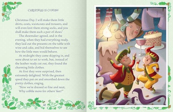 description product details - Classic Christmas Stories