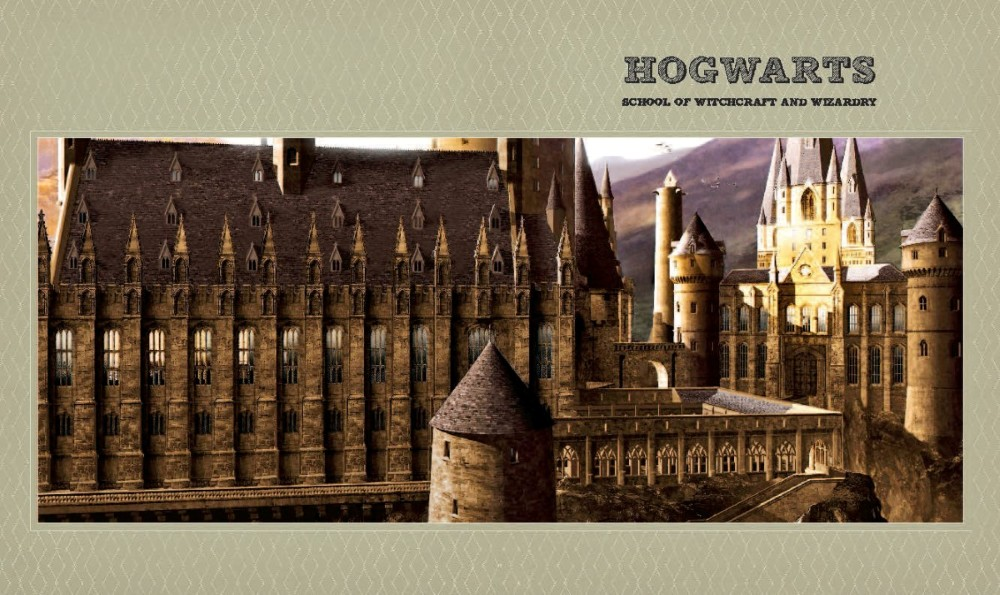 and Beyond Diagon Alley Hogwarts Harry Potter Magical Places from the Films