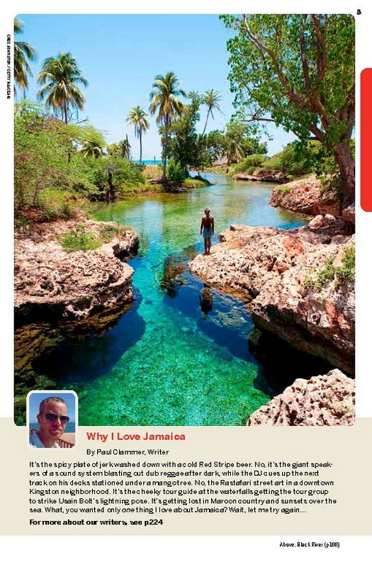 Jamaica Travel Guide by ALEATTI SIRISHA