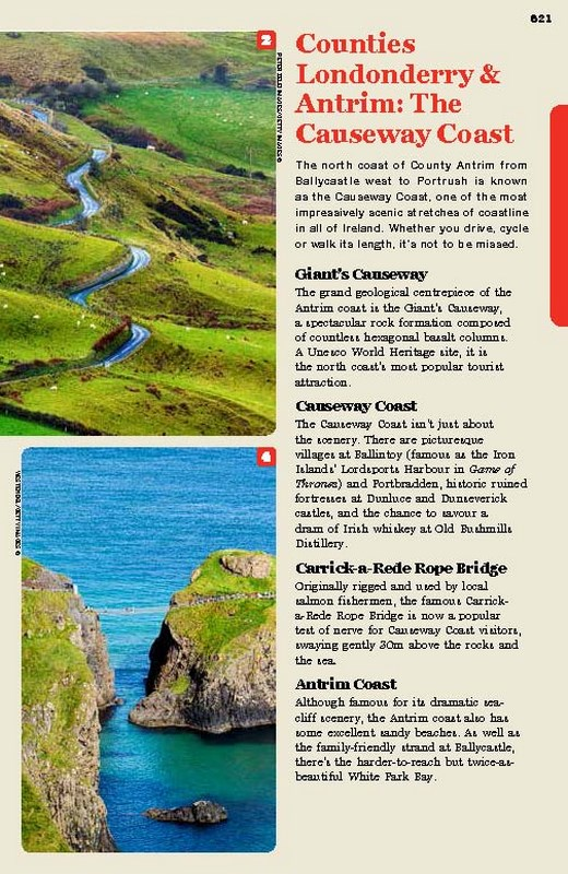 Ireland Lonely Planet Travel Guide 13th Edition By Lonely Planet