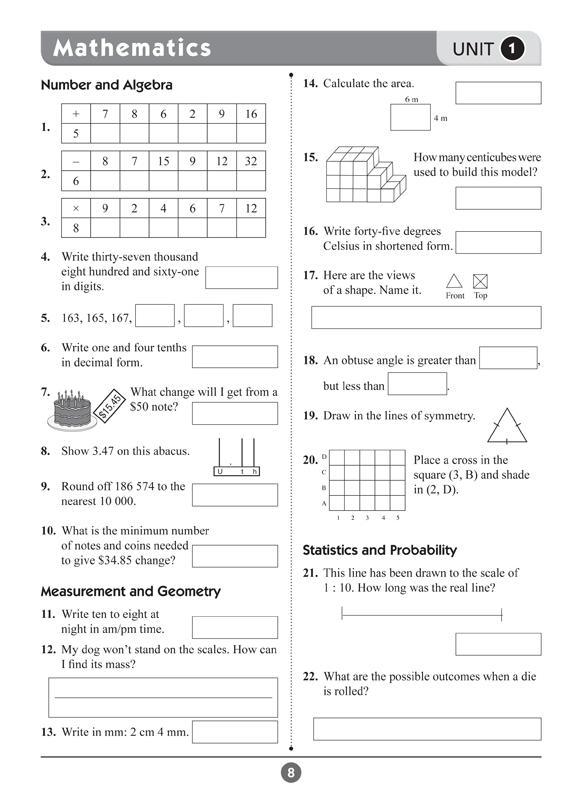 100 maths for qld 2 homework maths quest in