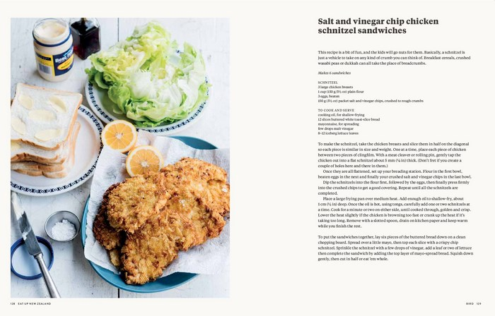 Booktopia eat up new zealand recipes and stories by al brown take a look inside forumfinder Image collections