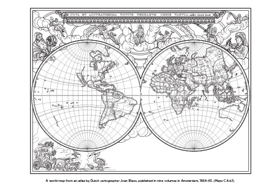Colour Your Own Historical Maps Colour Your Own By British Library