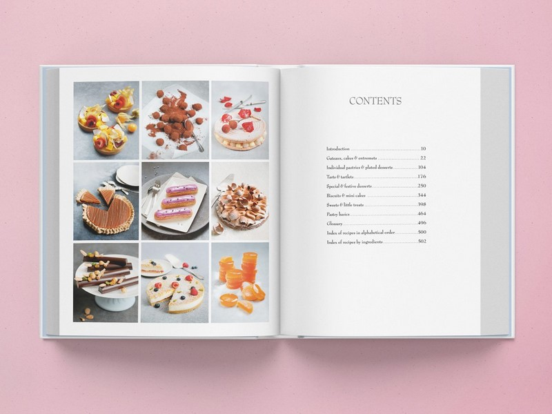 le cordon bleu complete stepbystep cookery book