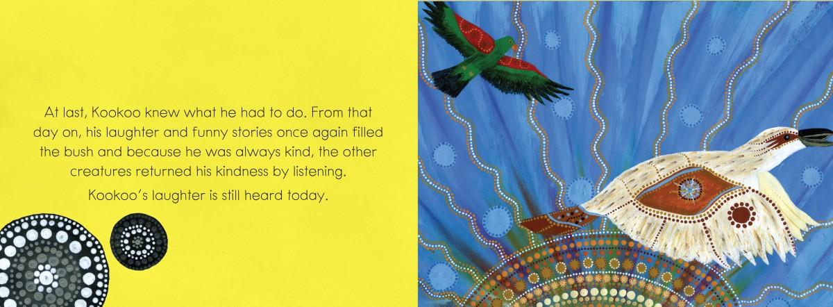 Kookoo Kookaburra by Gregg Dreise | 9781921248900 | Booktopia