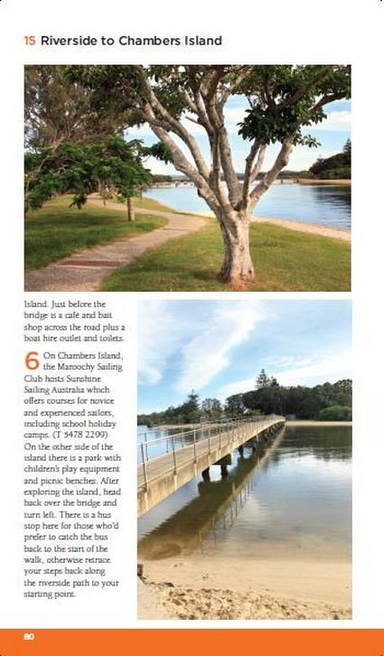 Booktopia best village and coastal walks of the sunshine coast see pages from this book fandeluxe Gallery