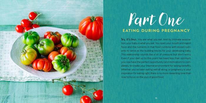 The Whole 9 Months A Week By Week Pregnancy Nutrition Guide With