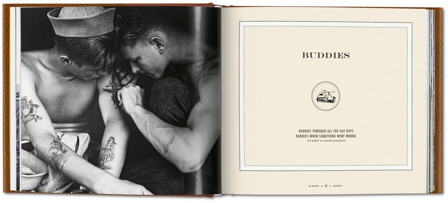 My Buddy - World War II Laid Bare - QX Magazine